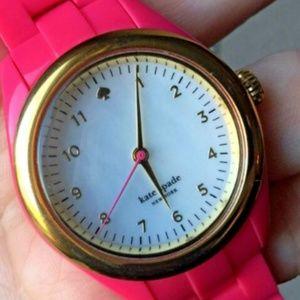 Kate Spade Pink Watch 1YRU0157 Live Colorfully